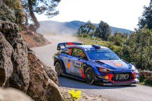 Thierry Neuville en Nicolas Gilsoul winnen in Corsica !!