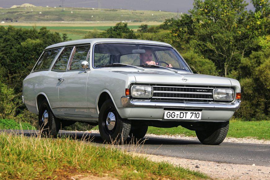 Bestseller: 1970 Opel Rekord C Caravan.