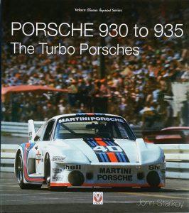 Boekbespreking Porsche 930 to 935