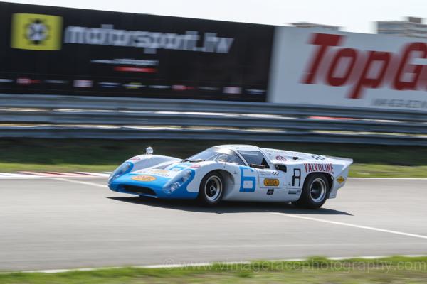 Autoliefhebbers - Zandvoort Historic GP -54